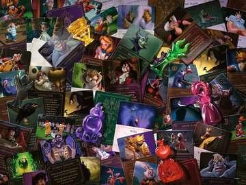 Villainous: All Villains Puzzels;Puzzels voor volwassenen - image 2 - Ravensburger