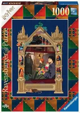 16515 Erwachsenenpuzzle Harry Potter Weg auf dem Weg nach Hogwarts von Ravensburger 1