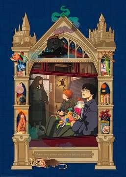 16515 Erwachsenenpuzzle Harry Potter Weg auf dem Weg nach Hogwarts von Ravensburger 2