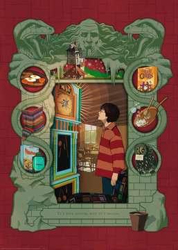 Puzzle 1000 p - Harry Potter chez la famille Weasley Puzzle;Puzzle adulte - Image 2 - Ravensburger