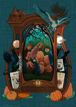 16517 Erwachsenenpuzzle Harry Potter und das Geheimnis um Azkaban von Ravensburger 2