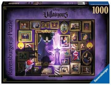 Villainous: Evil Queen 1000p Puslespil;Puslespil for voksne - Billede 1 - Ravensburger