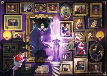 Villainous: Evil Queen 1000p Puslespil;Puslespil for voksne - Billede 2 - Ravensburger