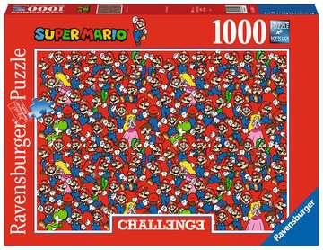 16525 Erwachsenenpuzzle Super Mario Bros challenge von Ravensburger 1