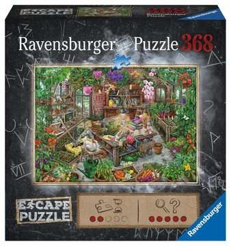 Escape puzzel - The Green House Puzzels;Puzzels voor volwassenen - image 1 - Ravensburger