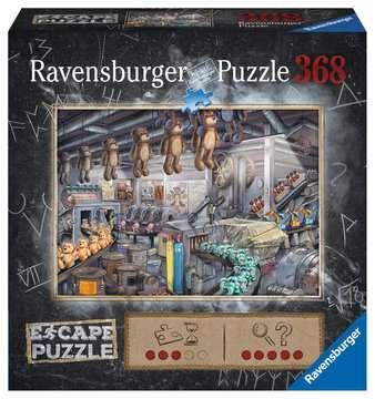 Escape Toy Factory        368p Puslespil;Puslespil for voksne - Billede 1 - Ravensburger