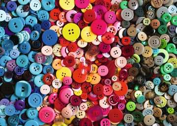 Challenge Buttons         1000p Puslespil;Puslespil for voksne - Billede 2 - Ravensburger