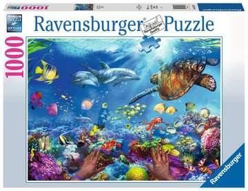 Snorkelen Puzzels;Puzzels voor volwassenen - image 1 - Ravensburger