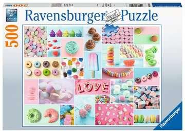 16592 Erwachsenenpuzzle Süße Verführung von Ravensburger 1