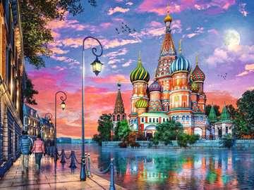 16597 Erwachsenenpuzzle Moscow von Ravensburger 2