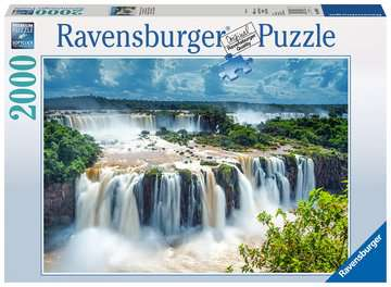 Waterfall, 2000pc Puzzles;Adult Puzzles - image 1 - Ravensburger