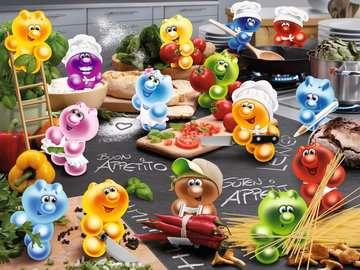 Küche, Kochen, Leidenschaft Puzzle;Erwachsenenpuzzle - Bild 2 - Ravensburger