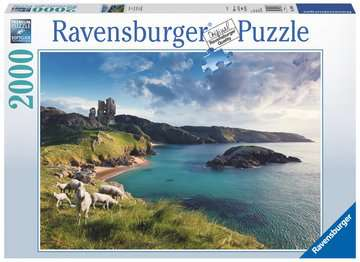 SZMARAGDOWA WYSPA 2000 EL. Puzzle;Puzzle dla dorosłych - Zdjęcie 1 - Ravensburger
