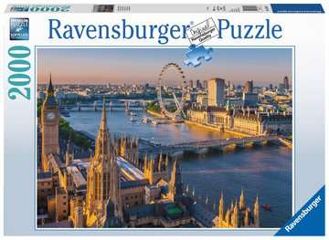Atmospheric London, 2000pc Puzzles;Adult Puzzles - image 1 - Ravensburger