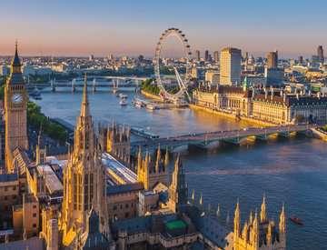 Stimmungsvolles London Puzzle;Erwachsenenpuzzle - Bild 2 - Ravensburger