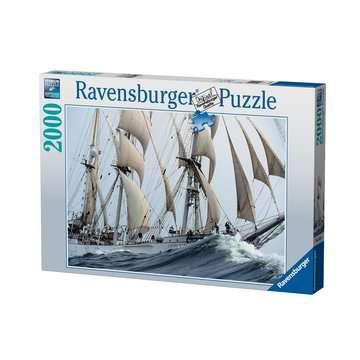 Statsraad Lehmkuhl Puzzle;Puzzle da Adulti - immagine 1 - Ravensburger