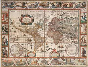 Map of the World 1650, 2000pc Puzzles;Adult Puzzles - image 2 - Ravensburger