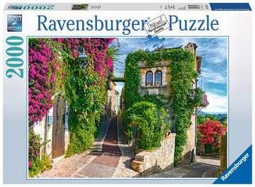 Puzzle 2000 p - Idylle français Puzzle;Puzzle adulte - Image 1 - Ravensburger