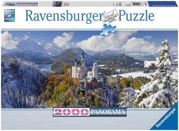 Castello di Neuschwanstein Puzzle;Puzzle da Adulti - immagine 1 - Ravensburger