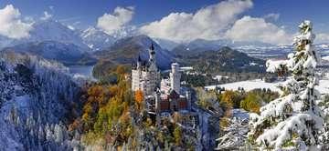 Castello di Neuschwanstein Puzzle;Puzzle da Adulti - immagine 2 - Ravensburger