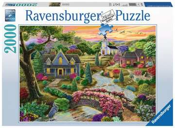 Enchanted Valley Jigsaw Puzzles;Adult Puzzles - image 1 - Ravensburger