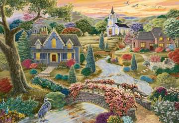 Enchanted Valley Jigsaw Puzzles;Adult Puzzles - image 2 - Ravensburger