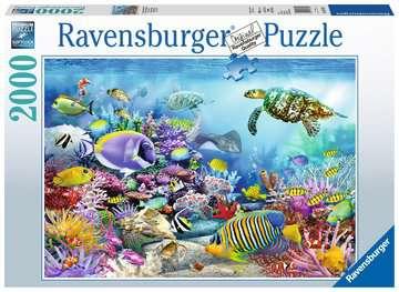 Lebendige Unterwasserwelt Puzzle;Erwachsenenpuzzle - Bild 1 - Ravensburger