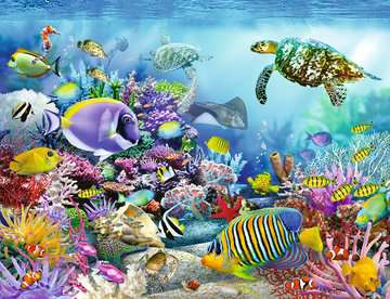 Coral Reef Majesty Jigsaw Puzzles;Adult Puzzles - image 2 - Ravensburger