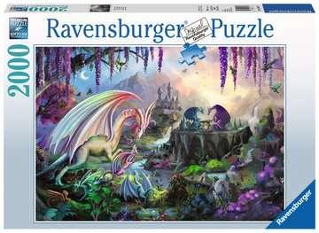 Tal der Drachen Puslespil;Puslespil for voksne - Billede 1 - Ravensburger