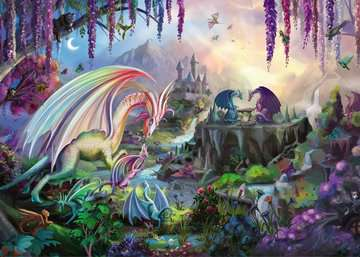 Dragon Valley Jigsaw Puzzles;Adult Puzzles - image 2 - Ravensburger