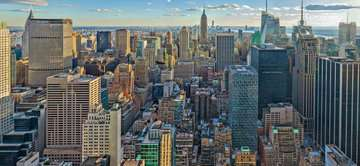 View over New York Jigsaw Puzzles;Adult Puzzles - image 2 - Ravensburger