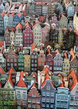Gdańsk, Polen Puzzels;Puzzels voor volwassenen - image 2 - Ravensburger