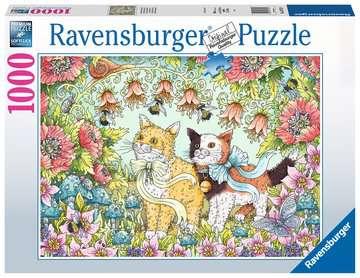 Kattenvriendschap Puzzels;Puzzels voor volwassenen - image 1 - Ravensburger