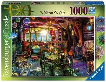 Piratenleven Puzzels;Puzzels voor volwassenen - image 1 - Ravensburger
