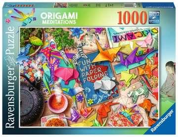 Mindful origami Puzzels;Puzzels voor volwassenen - image 1 - Ravensburger
