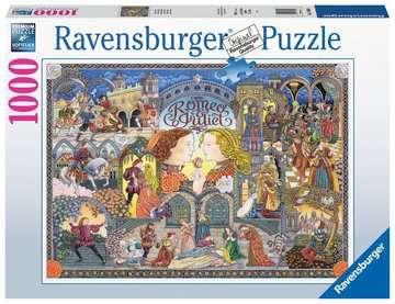 Romeo & Julia Puzzels;Puzzels voor volwassenen - image 1 - Ravensburger