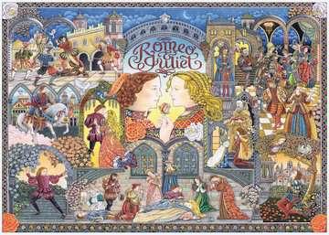 Romeo & Julia Puzzels;Puzzels voor volwassenen - image 2 - Ravensburger