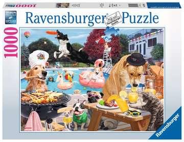 Dag van de hond Puzzels;Puzzels voor volwassenen - image 1 - Ravensburger