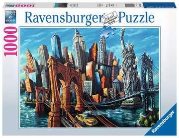 Welkom in New York Puzzels;Puzzels voor volwassenen - image 1 - Ravensburger