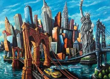 Welkom in New York Puzzels;Puzzels voor volwassenen - image 2 - Ravensburger