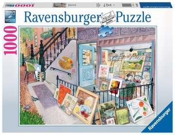 Kunstgalerie Puzzels;Puzzels voor volwassenen - image 1 - Ravensburger