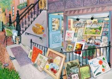 Kunstgalerie Puzzels;Puzzels voor volwassenen - image 2 - Ravensburger