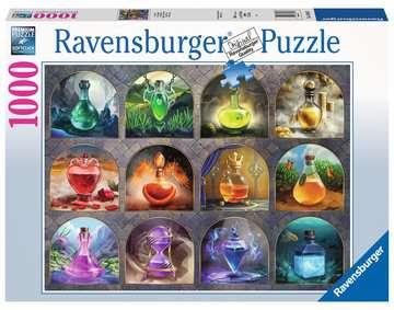 Magische toverdranken Puzzels;Puzzels voor volwassenen - image 1 - Ravensburger