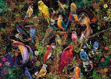 Schitterende vogels Puzzels;Puzzels voor volwassenen - image 2 - Ravensburger