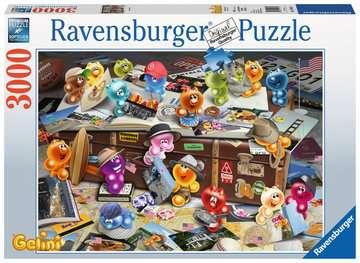 German Tourists Jigsaw Puzzles;Adult Puzzles - image 1 - Ravensburger