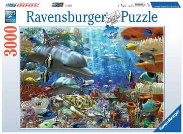Oceanic Wonders Jigsaw Puzzles;Adult Puzzles - image 1 - Ravensburger