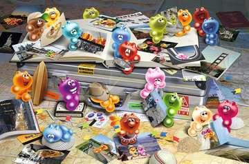Gelini auf Reisen Puzzle;Erwachsenenpuzzle - Bild 2 - Ravensburger