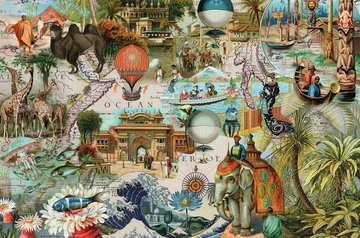 Oceania Jigsaw Puzzles;Adult Puzzles - image 2 - Ravensburger