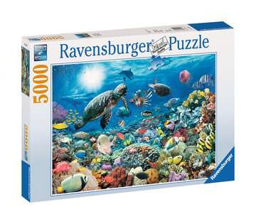 Beneath the Sea Jigsaw Puzzles;Adult Puzzles - image 2 - Ravensburger
