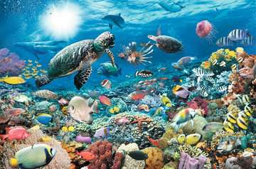 Beneath the Sea Jigsaw Puzzles;Adult Puzzles - image 3 - Ravensburger
